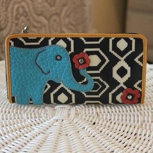 Relic Elephant Wallet